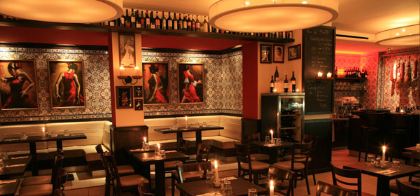 andalucia restaurant tapasbarandalucia original spanische k che am savignyplatz in berlin. Black Bedroom Furniture Sets. Home Design Ideas